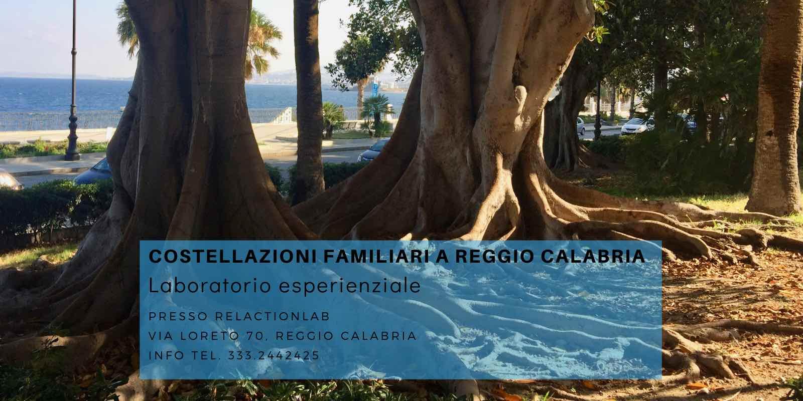 Costellazioni Familiari Reggio Calabria